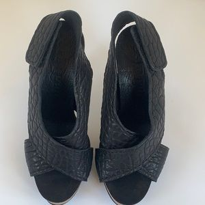 Pedro Garcia heeled sandals
